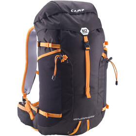 Camp M2 Selkäreppu 20l, black/orange